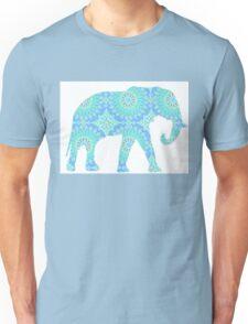 Blue Elephant Unisex T-Shirt