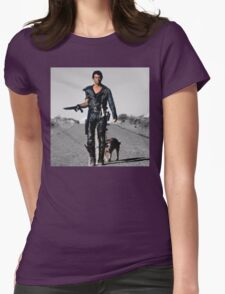 Mad Max Womens Fitted T-Shirt