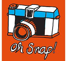 Oh Snap! Photographic Print