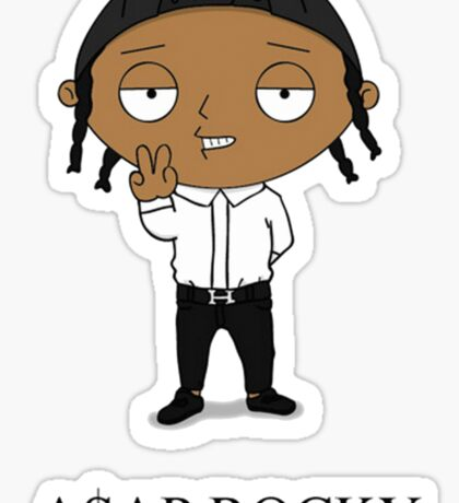 A$AP Stewie Sticker