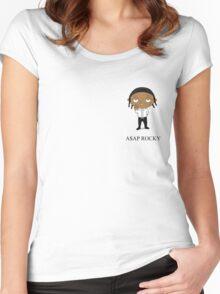 A$AP Stewie Women's Fitted Scoop T-Shirt