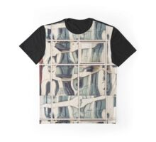Reflection Maze Graphic T-Shirt