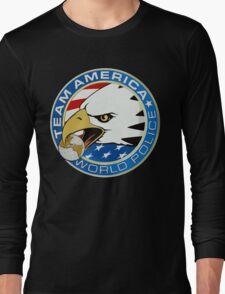 World Police Long Sleeve T-Shirt
