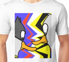 Batducky VS Superducky Unisex T-Shirt