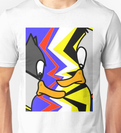 Batducky VS Superducky Unisex T-Shirt