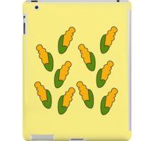 Corn curtain iPad Case/Skin