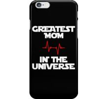 Funny Saying Quotes Gift, Greates Nurse Mom T-Shirt iPhone Case/Skin