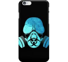 Toxic Mask iPhone Case/Skin