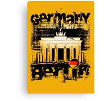 EURO BERLIN Canvas Print