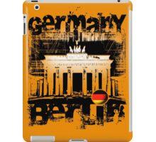 EURO BERLIN iPad Case/Skin
