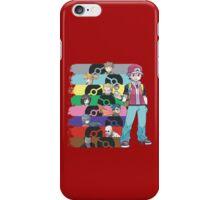 Red vs. iPhone Case/Skin