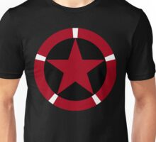 Roundel of the Albanian Air Force Unisex T-Shirt