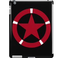 Roundel of the Albanian Air Force iPad Case/Skin
