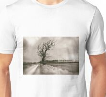 Wet-plate tree Unisex T-Shirt