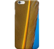 Feathers of a Bird iPhone Case/Skin