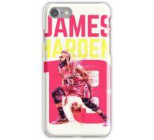 James Harden- Houston Rockets iPhone Case/Skin
