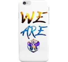 TOMORROWLAND ARTWORK : WE ARE TOMORROW iPhone Case/Skin