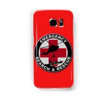 Emergency Rescue Samsung Galaxy Case/Skin
