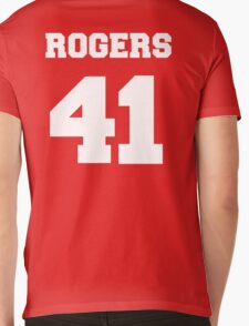 Rogers Mens V-Neck T-Shirt