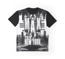 M.A.X New York Graphic T-Shirt