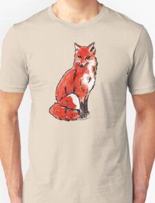 The Red Fox Unisex T-Shirt