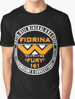 Fiorina Fury 161  Weyland Yutani Graphic T-Shirt