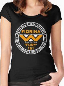 Fiorina Fury 161  Weyland Yutani Women's Fitted Scoop T-Shirt