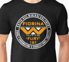 Fiorina Fury 161  Weyland Yutani Unisex T-Shirt