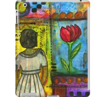 Looking for Inspiration in ALL the RIGHT Places iPad Case/Skin