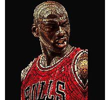 Basketball Michael Jordan Chicago Bulls Photographic Print