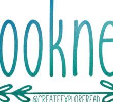 #Booknerd Sticker