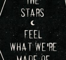 Touch the Stars Sticker