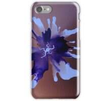 Hot Wax Explosions iPhone Case/Skin