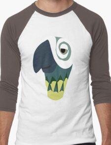 Parrot Men's Baseball ¾ T-Shirt