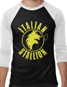 Italian Stallion Men's Baseball ¾ T-Shirt