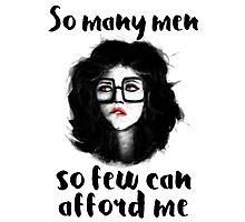 so many men /Agat/ Photographic Print