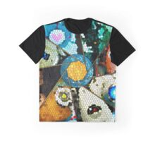 Portal 2 - Stained Glass Graphic T-Shirt