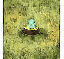 Stump Spirit by slugspoon