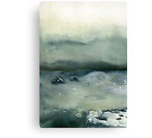 ocean landscape Canvas Print
