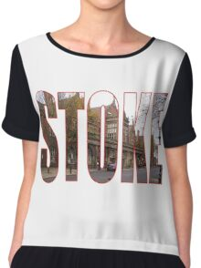Stoke Chiffon Top