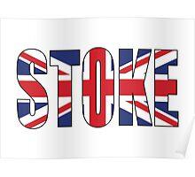 Stoke. Poster