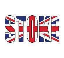 Stoke. Photographic Print