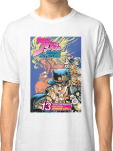 Jojo's Bizarre Adventure Cool Stuff Classic T-Shirt