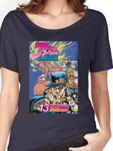 Jojo's Bizarre Adventure Cool Stuff Women's Relaxed Fit T-Shirt