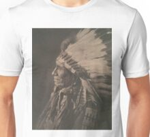 American Horse - Sioux - 1906 Native American photograph Unisex T-Shirt