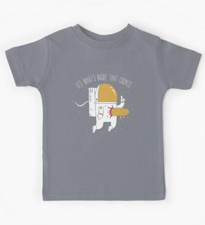 Space Sucks Kids Tee