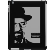 Breaking Bad Cult Art iPad Case/Skin