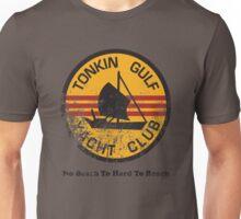 Distressed Vietnam Yacht Club Unisex T-Shirt