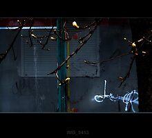 those chestnut trees by Nikolay Semyonov