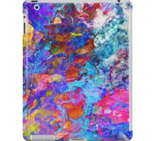 Painted Party Animal iPad Case/Skin
